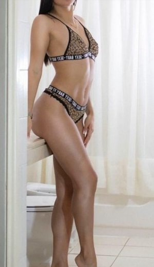Marie-yannick incall escorts in Roswell